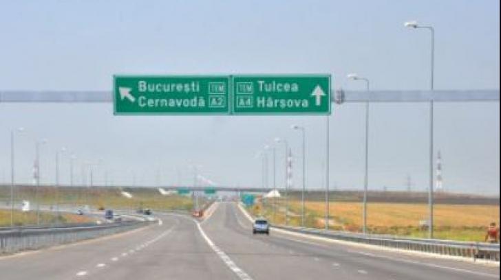 CNAIR, noi informații despre circulația pe Autostrada Soarelui