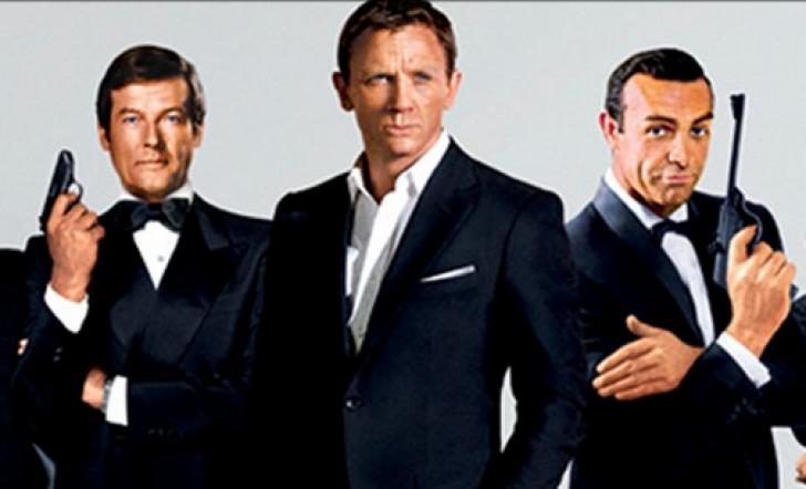 James Bond se întoarce, într-o combinație de Oscar