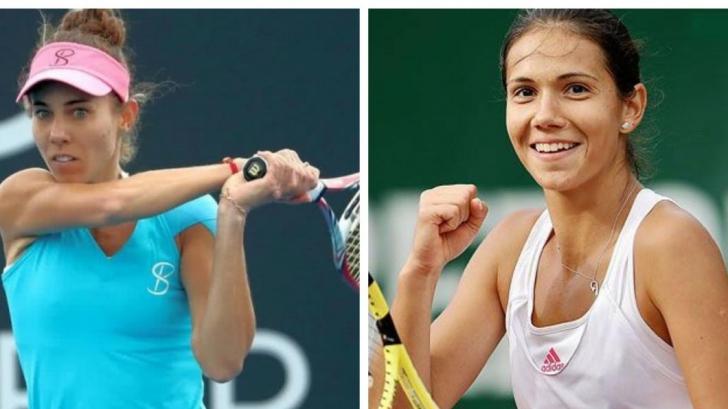 Lovitură în tenis: Buzărnescu şi Olaru vor juca finala