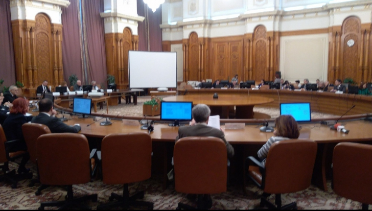 """Codurile Penale, dezbătute în Comisia Iordache. Închisoare sau amendă pentru sintagma """"penali"""""""