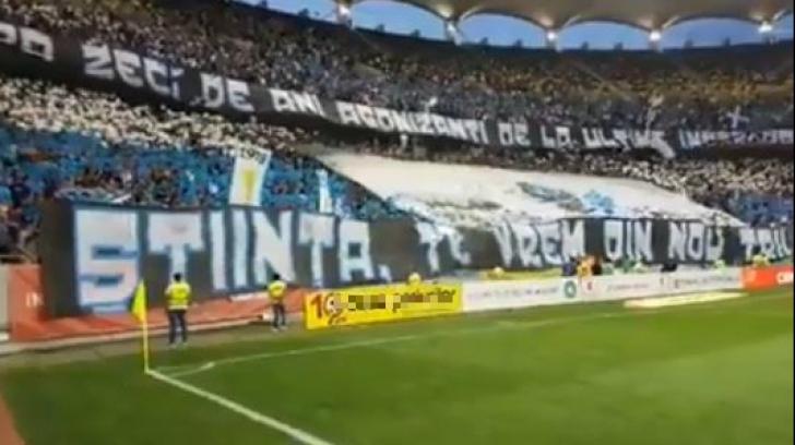 "Cupa merge în Bănie. CS ""U"" Craiova - Hermannstadt: 2-0"