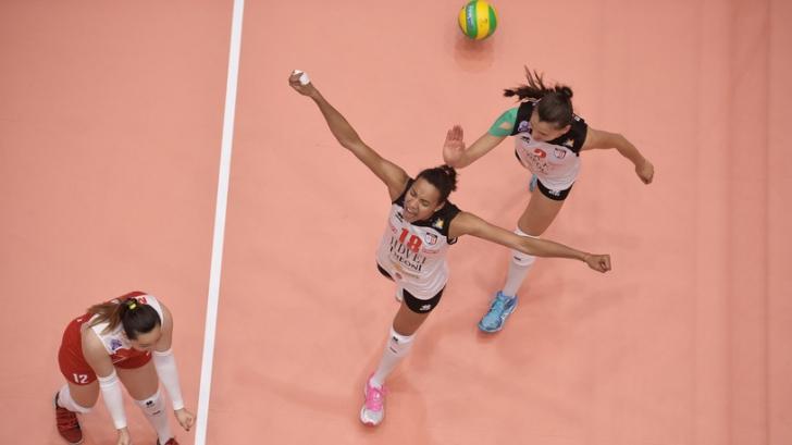 CSM Volei Alba Blaj. Foto: prosport.ro