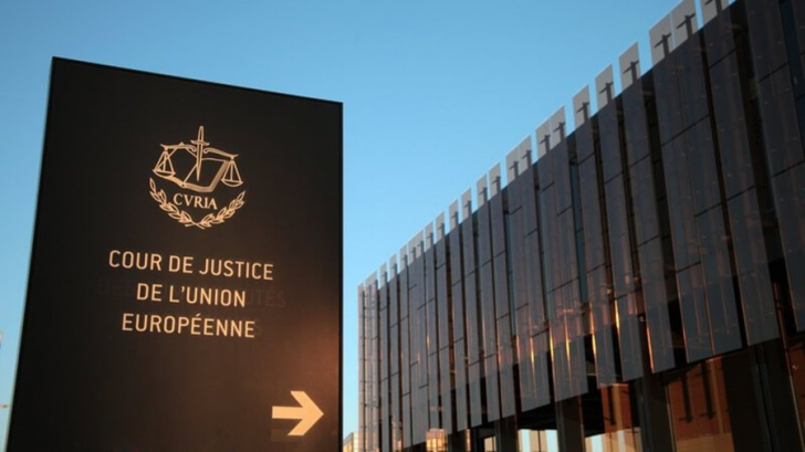 Curtea de Justiție a UE
