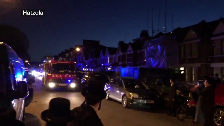 Explozie la Londra