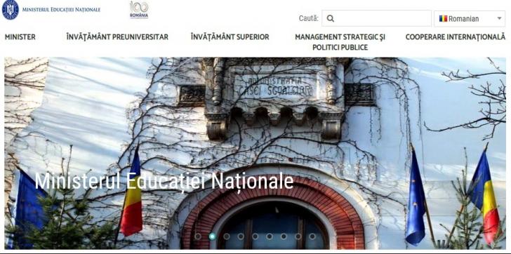 Edu.ro, site-ul Ministerului Educației, a fost compromis: minează criptomonede!
