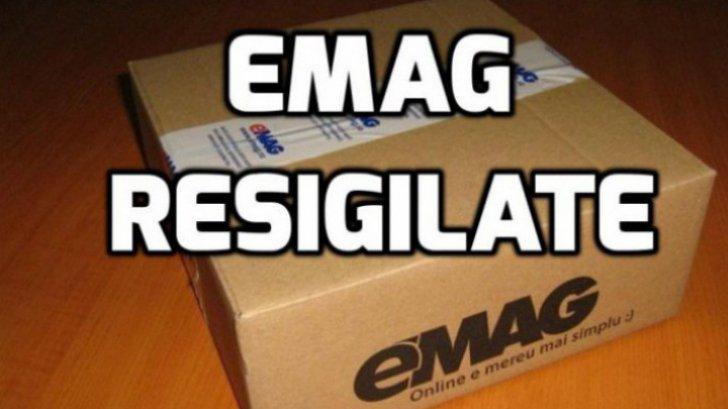 eMAG – Weekend de foc – Reduceri mari la resigilate