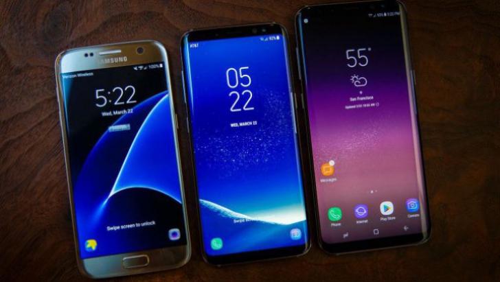 eMAG Resigilate – 5 oferte absolut uimitoare pentru Samsung Galaxy S8, S7 si S6
