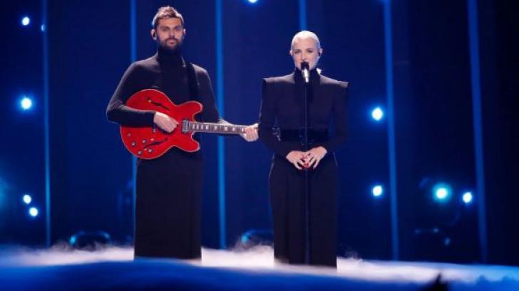 Eurovision 2018 finala - Franța