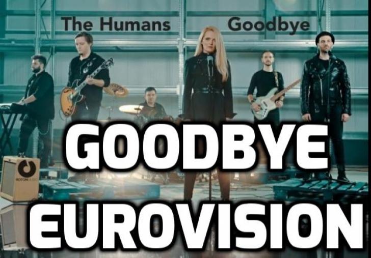 Eurovision 2018. România ratează finala Eurovision. The Humans spune Goodbye, Moldova rămâne