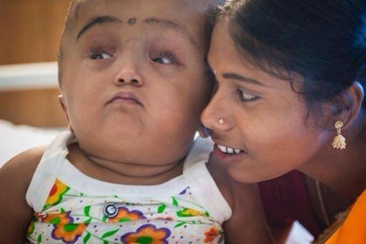 A găsit-o într-un sat uitat de lume, atât de bolnavă că nimeni nu se uita la ea. În 2 ani, MIRACOL!