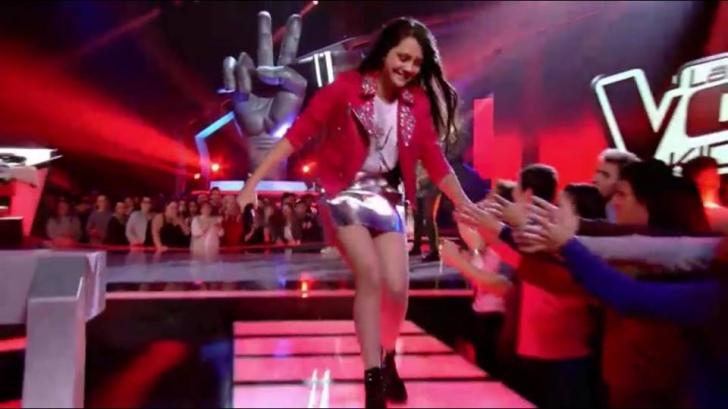Fabulos! Spania, uimită de vocea unei adolescente din România