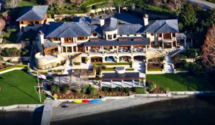 Cum arată casele celor mai bogați oameni din lume