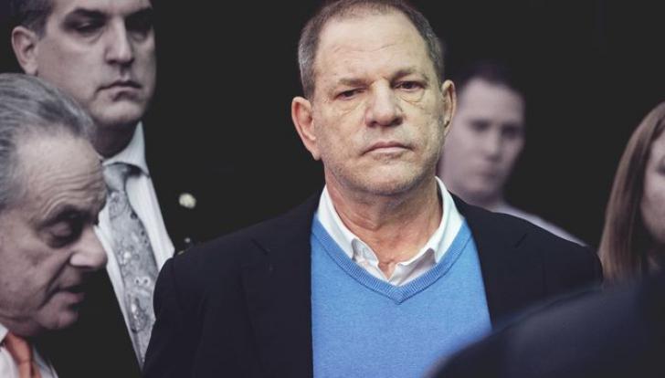 Harvey Weinstein riscă 25 de ani de închisoare