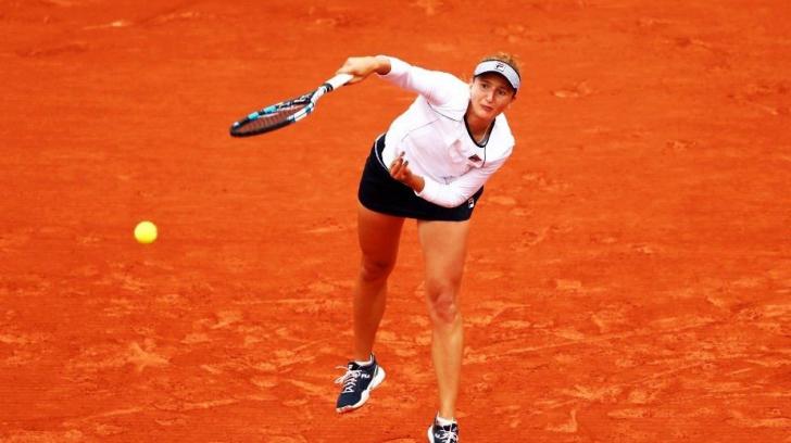 Roland Garros, Irina Begu. Performanţă pentru România la Roland Garros. Meci istoric