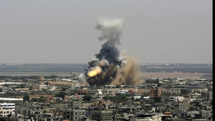 Israel atacat de Iran