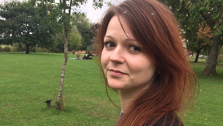 Cazul Skripal: Iulia speră să revină în Rusia în ciuda atacului neurotoxic