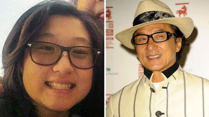 Fiica lesbiană a lui Jackie Chan a ajuns să doarmă pe sub poduri