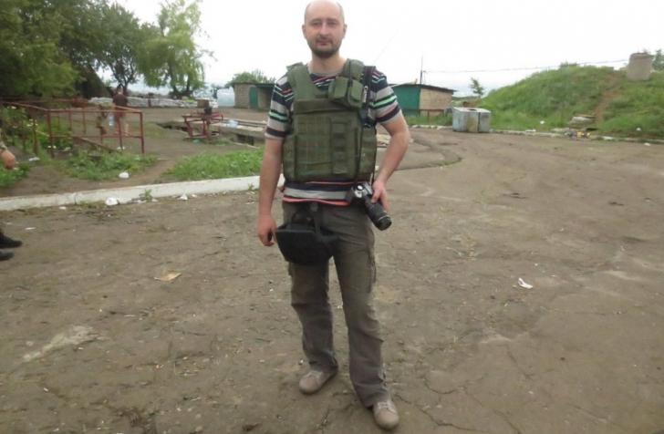 """Răsturnare de situaţie: jurnalistul rus """"ucis"""" marţi, de fapt, trăieşte!"""