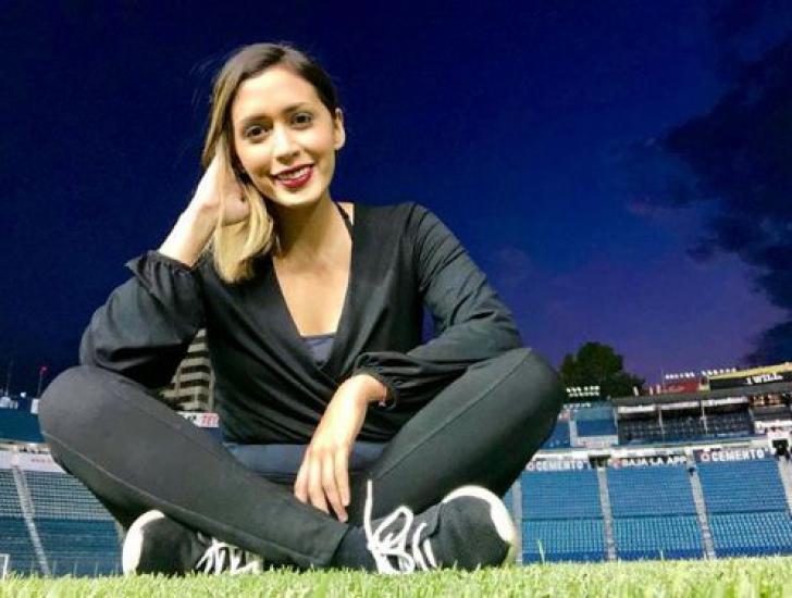 Maria Fernanda Mora, victima unei agresiuni sexuale în direct la TV