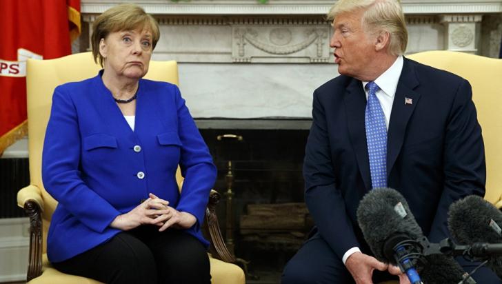 Angela Merkel condamnă decizia lui Donald Trump privind Acordul nuclear