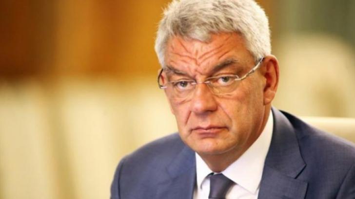 """Mihai Tudose, prima reacție despre """"șobolanii"""" lui Dragnea"""