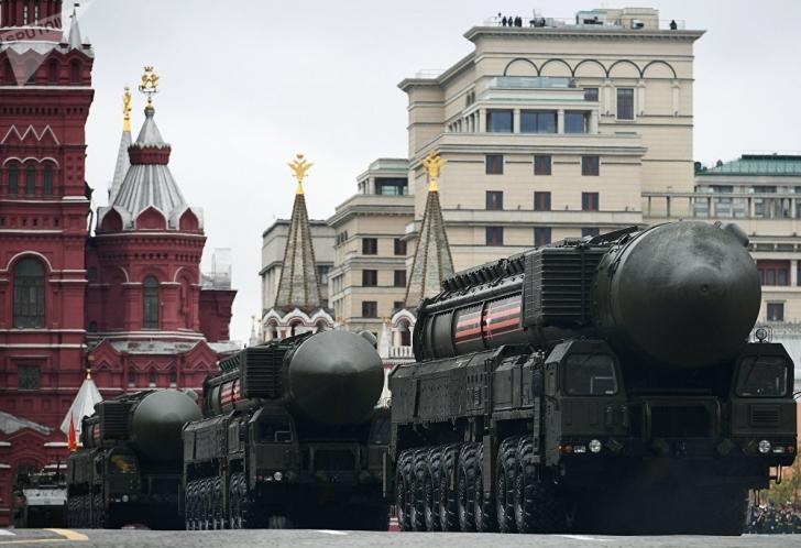 9 Mai, Ziua Victoriei lui Putin, parada impresionantă la Moscova (VIDEO)