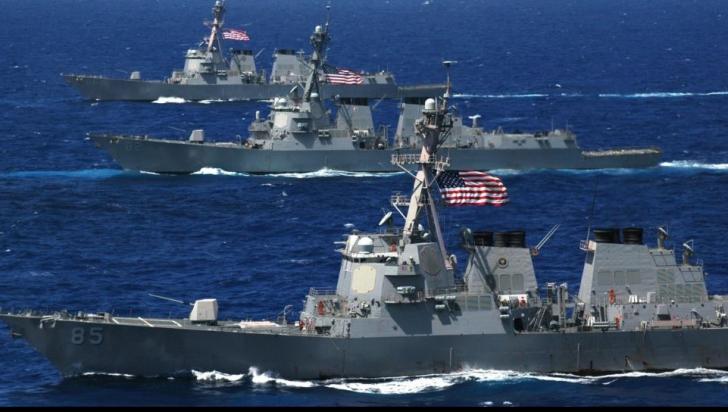 Doua nave SUA