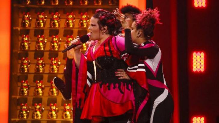 Netta, din Israel, a câștigat finala Eurovision 2018