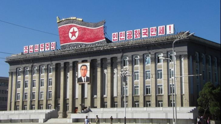 Vizită neașteptată în Coreea de Nord înainte de întâlnirea Kim Jong-un - Donald Trump