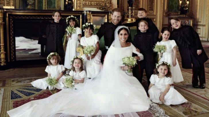 Gestul fără precedent făcut de Prinţul Harry pentru Meghan, în seara dinaintea nunţii