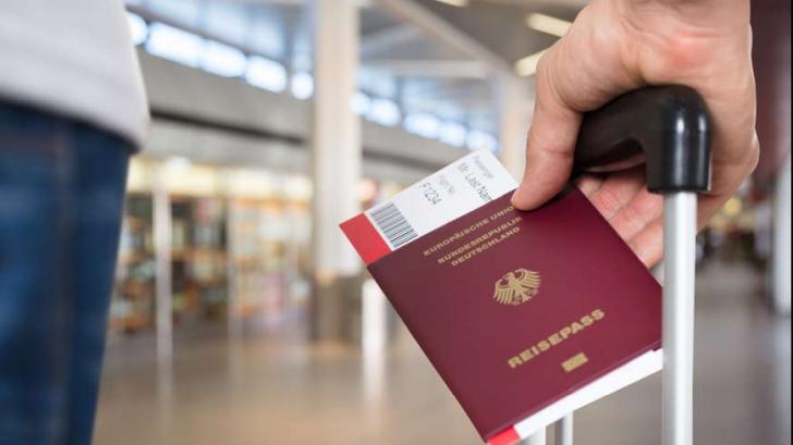 Pașaport fără viză
