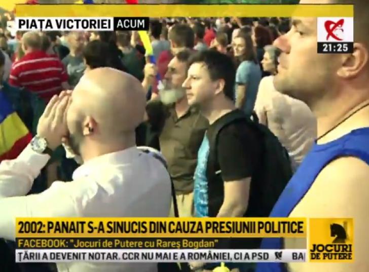 Revocarea lui Kovesi scoate iar românii în stradă! Protest în Piaţa Victoriei şi în marile oraşe