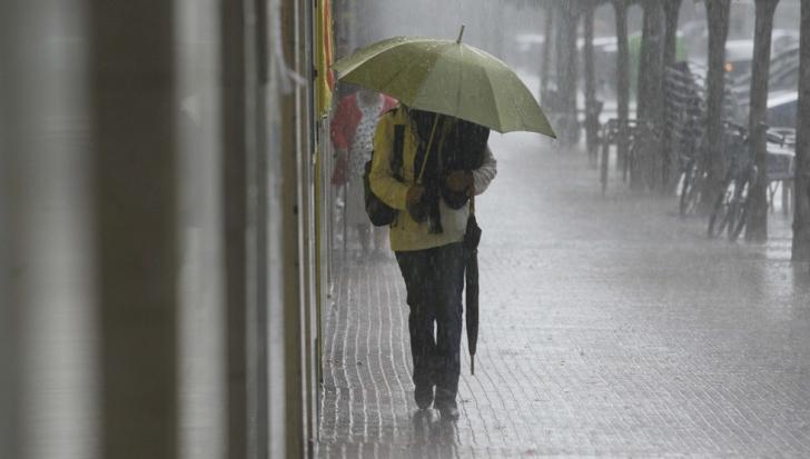 Ploi și grindină