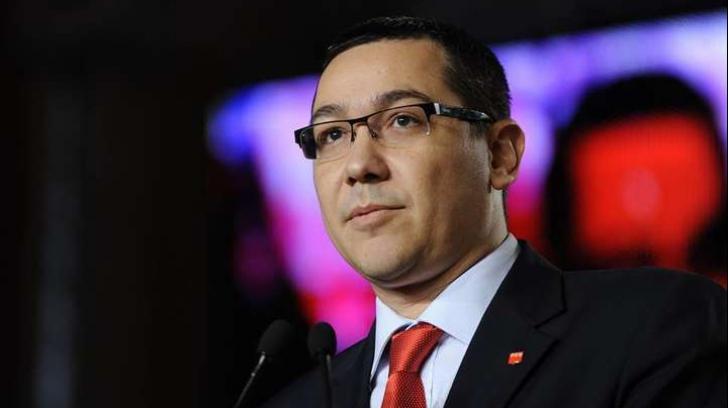 Ponta, critici la adresa moțiunii de cenzură a lui de Orban. În ce condiții ar vota-o