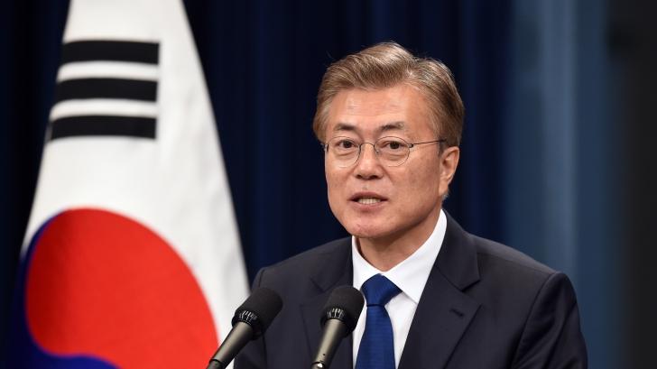 """Preşedintele Coreei de Sud se declară """"perplex"""" că Donald Trump a anulat întrevederea"""
