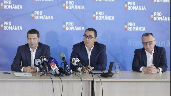 Ediţie incendiară despre sitiuaţia din PSD. Victor Ponta, invitat, în această seară, la TALK NEWS