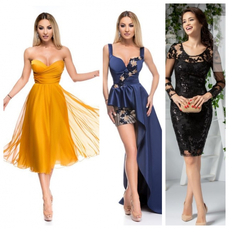 Rochii de seara – Top 5 cele mai sexy modele