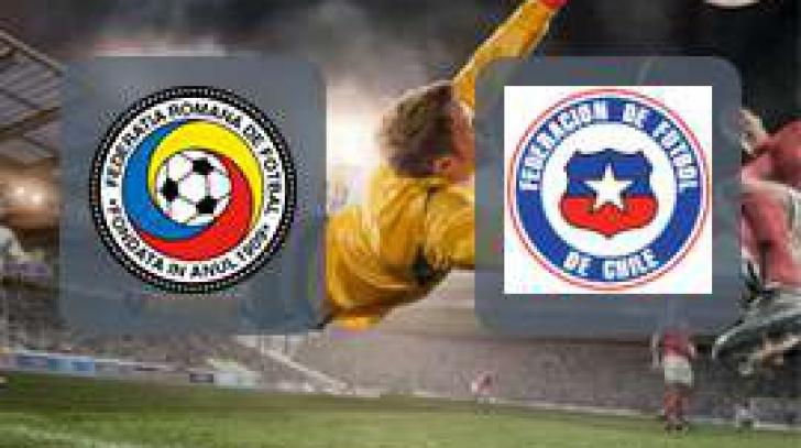 Romania - Chile 3-2, într-un amical jucat în Austria. Tricolorii au revenit de la 1-2