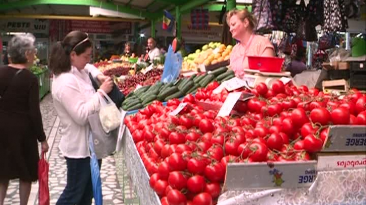 Adevărul nespus despre roşiile româneşti care se găsesc în pieţe. Mai cumperi?