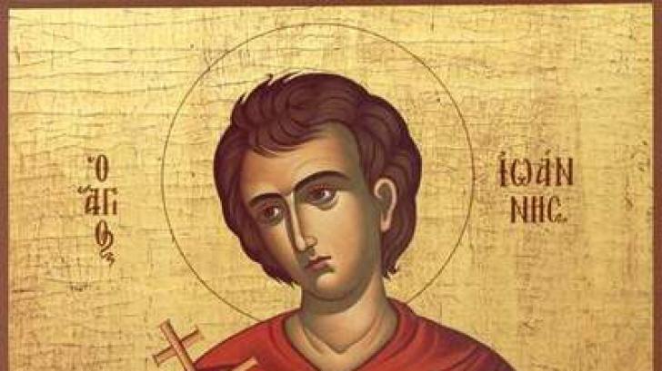 Sarbatoare 12 mai - Sf Ioan Valahul