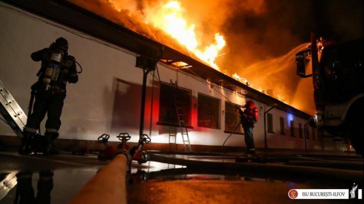 Dosar penal după incendiul de la școala 124