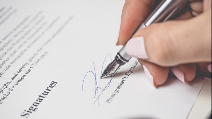 Ce spune semnătura ta despre starea de sănătate