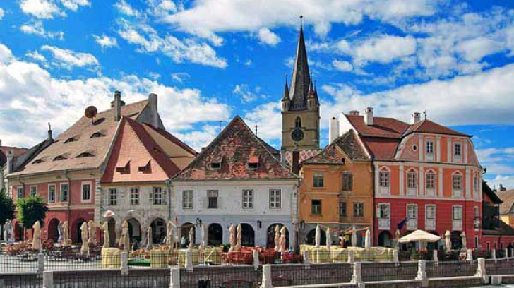 Sibiu. Pregătiri pentru Summitul UE: 27 de şefi de stat şi de guvern, 36 de delegaţii oficiale