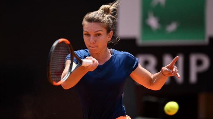 Simona Halep, turneul de la Roma