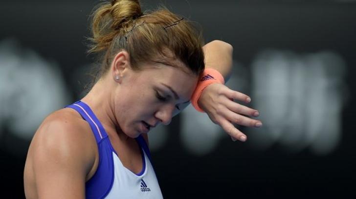 Simona Halep, ŞOC! Eliminată de la Madrid de Karolina Pliskova