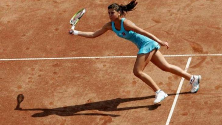 Sorana Cîrstea a fost eliminată de la Roland Garros