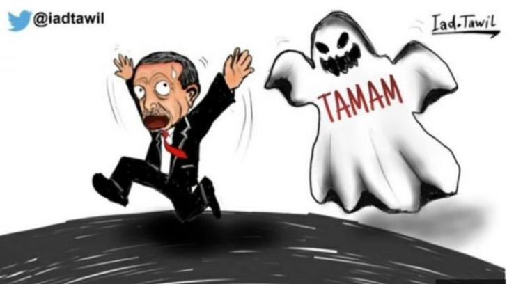 """""""Destul!"""" Mișcarea surpriză care cuprinde Turcia îl șochează pe Erdogan"""