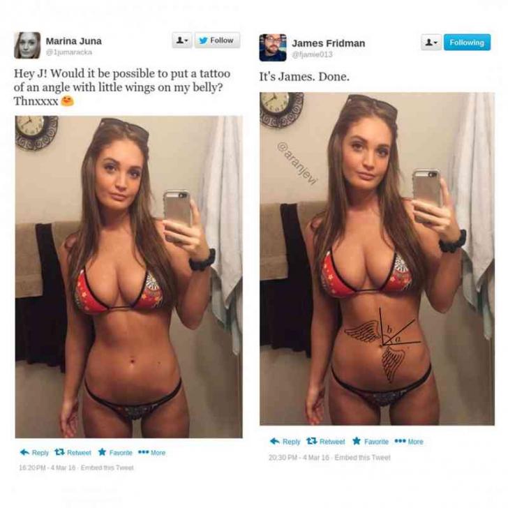 Bomba sexy care nu mai iese din casă după ce a făcut un selfie. Cum arată abdomenul ei e ruşinos