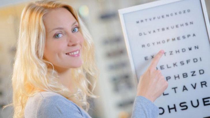 Testul care îți spune dacă ai nevoie de ochelari. Pe cine vezi în poză?