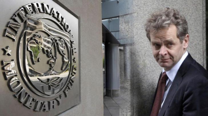 Poul Thomsen, FMI